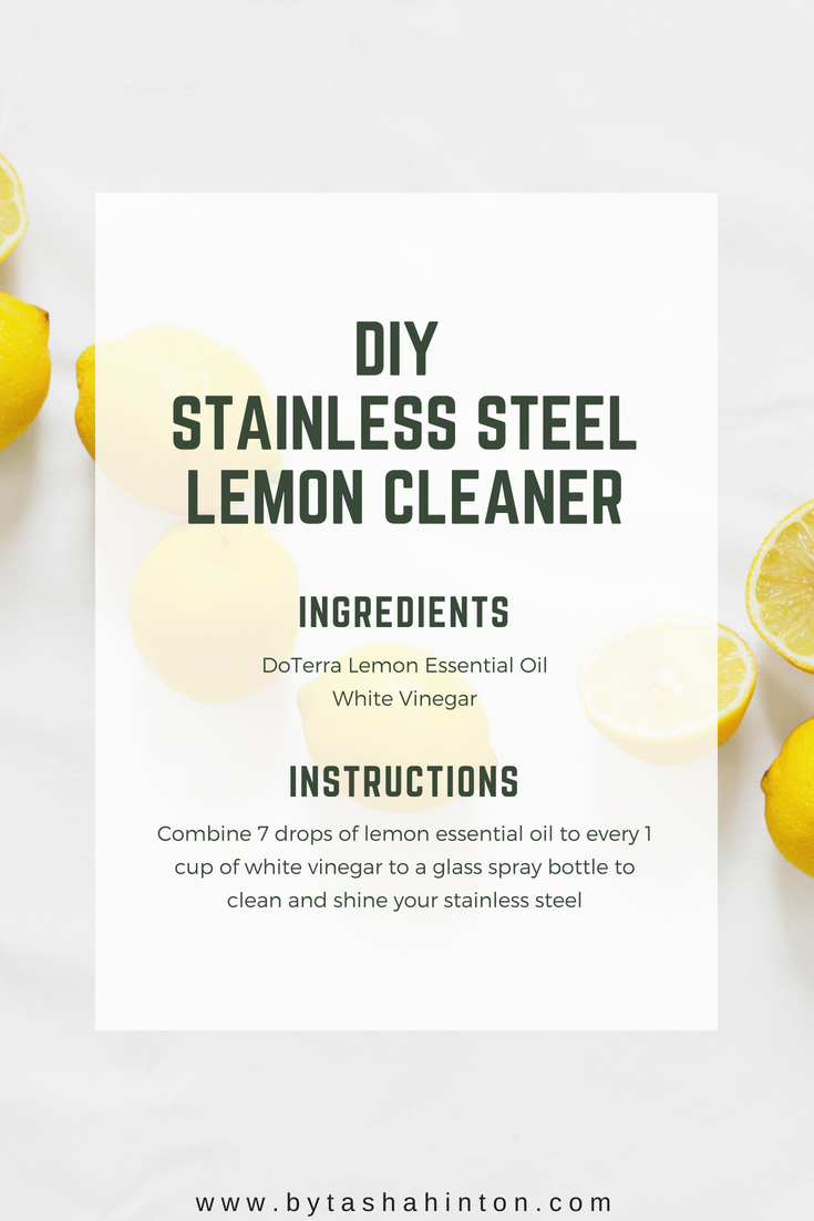 Diy Stainless Steel Lemon Cleaner Jpg